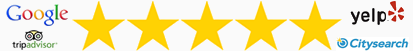 5 Star Burbank Limo Service reviews